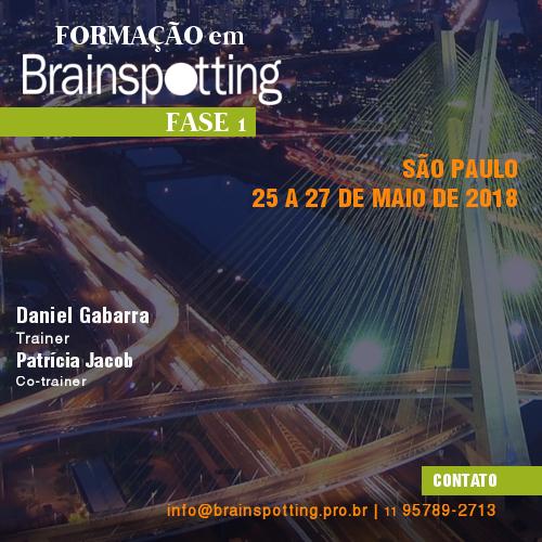 Brainspotting Fase 1 | São Paulo – SP