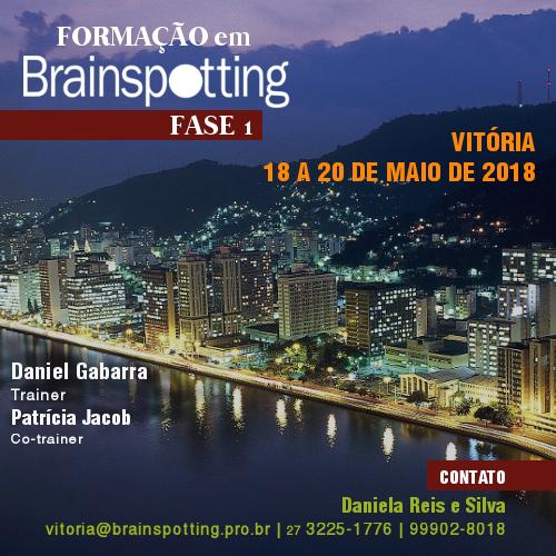 Brainspotting Fase 1   Vitória – ES