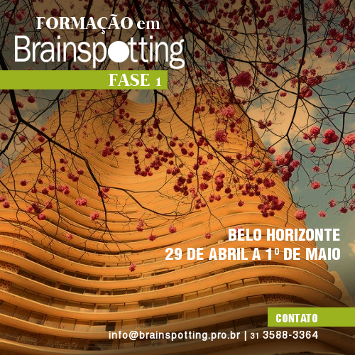Brainspotting Fase 1 | Belo Horizonte – MG