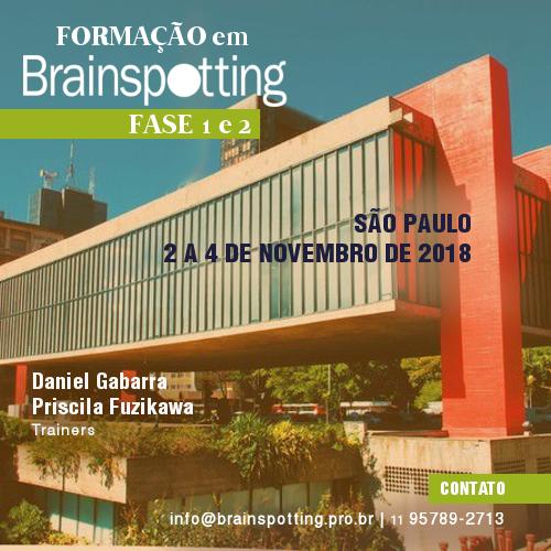 Brainspotting Fase 2 | São Paulo – SP