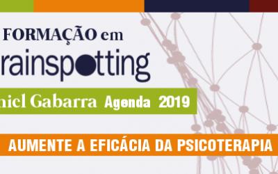 Agenda 2019 de Formação em Brainspotting com Daniel Gabarra