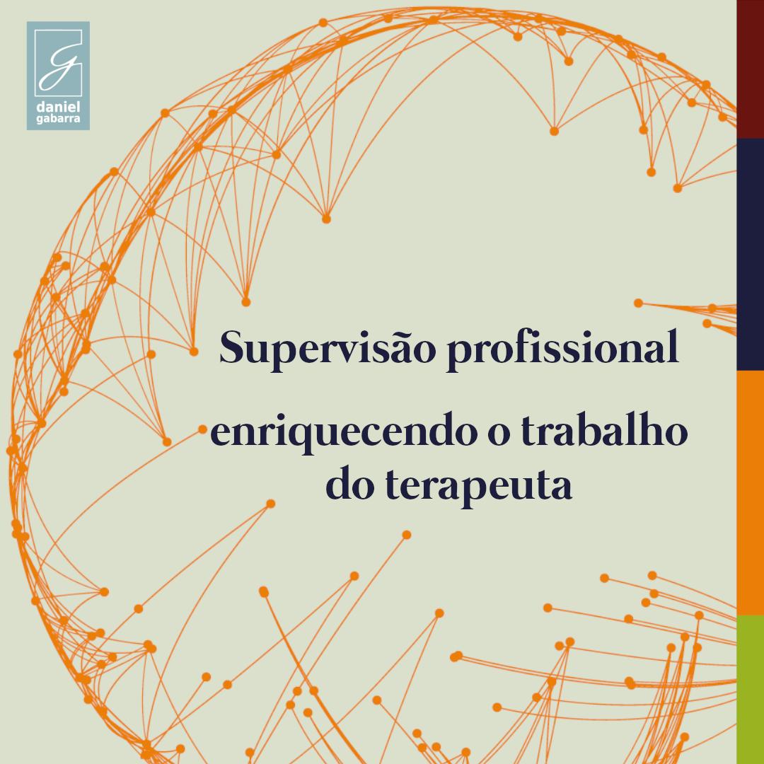 Imagem escrito: supervisão profissional enriquecendo o trabalho do terapeuta