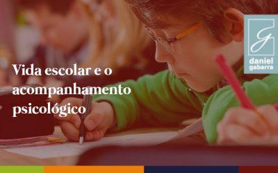 A importância do acompanhamento psicológico na vida escolar